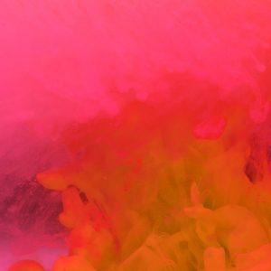 pinkes Feuer Fotokunst